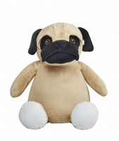 Personalised Cubbies Pug